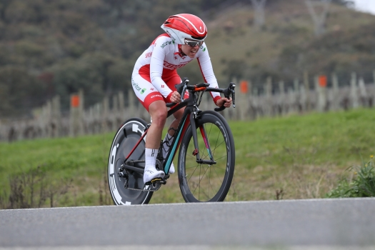 Stage 1 Whitfield TT 9kms Tour Of The King Valley.  Sat, Aug.  2015. Photo: Con Chronis